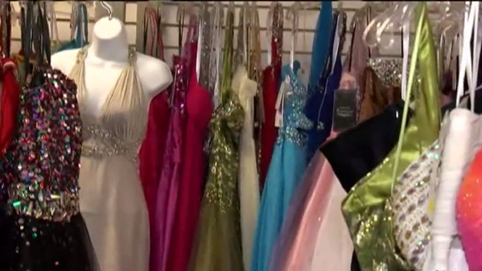 Prom Dress Trunk Show at Quincy bridal