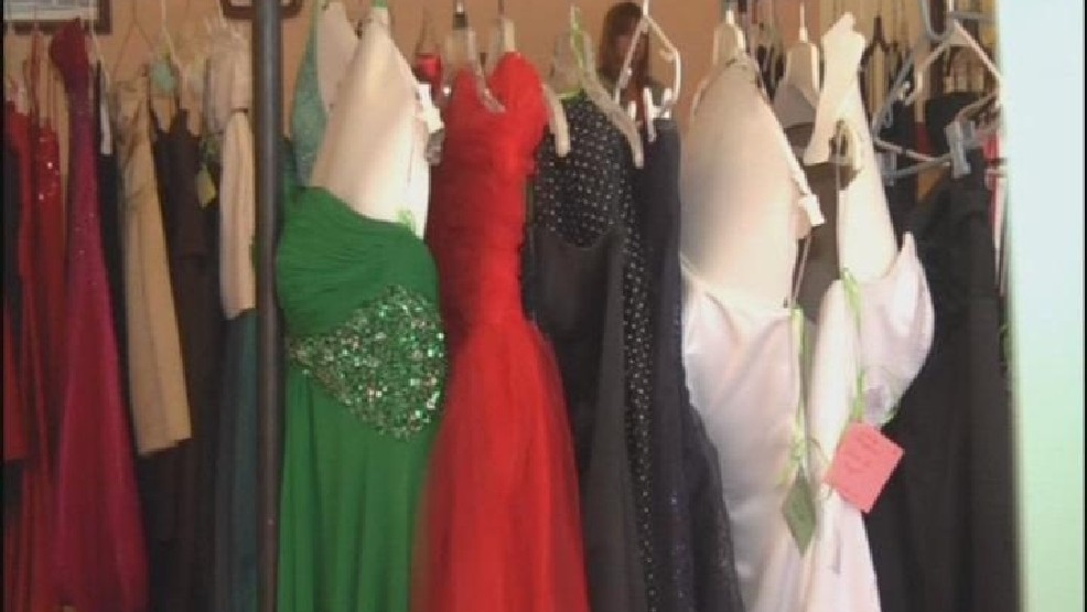 Prom Dress and Bridal Gown resale comes