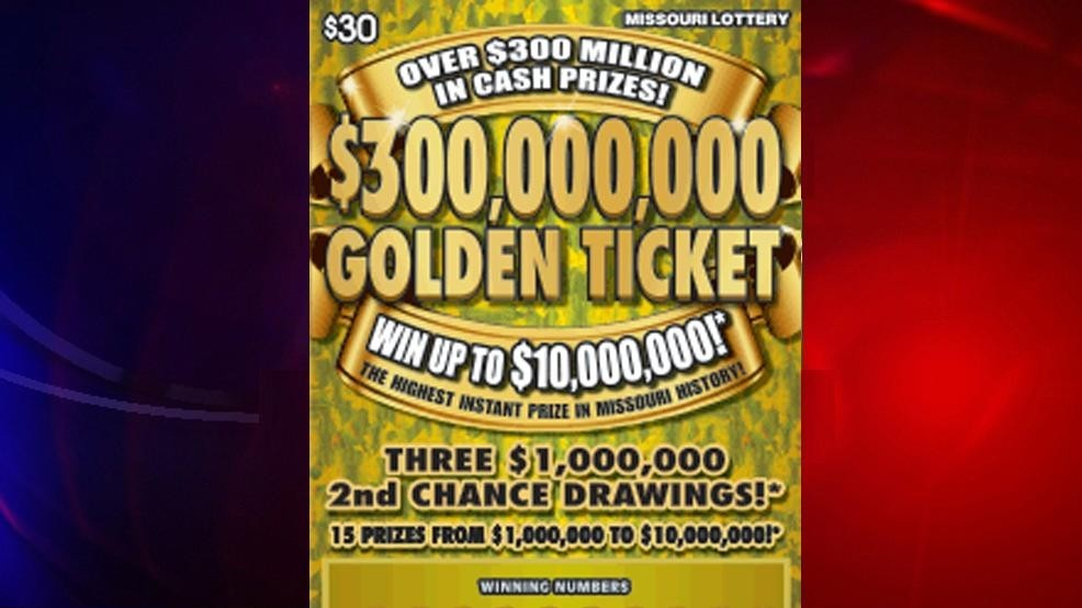 Missouri Lottery introduces first $30 scratcher ticket | KHQA