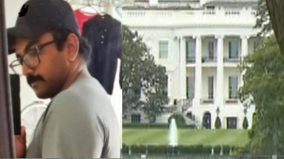 Image result for images of Man Who Set Himself Ablaze On The White House Lawn Dies In Hospital