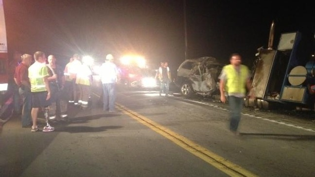 Fatal accident on Highway 19 in Ralls County | KHQA
