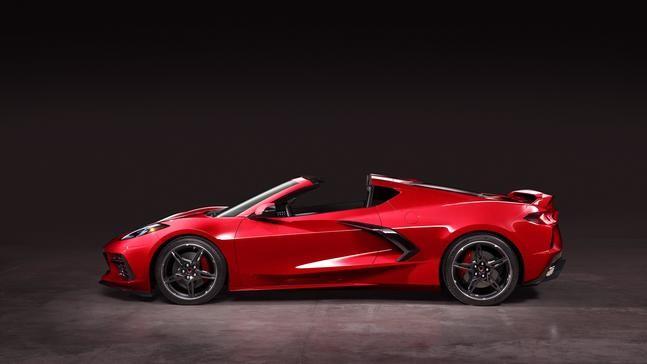 2020 Chevrolet Corvette: General Motors finally unveils C8