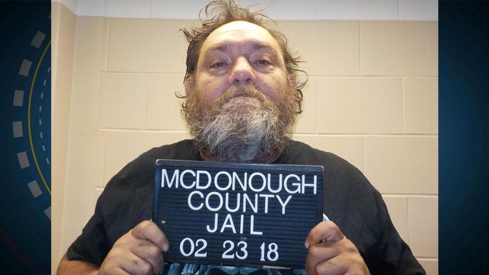 Bushnell man arrested for Unlawful Delivery of a Controlled