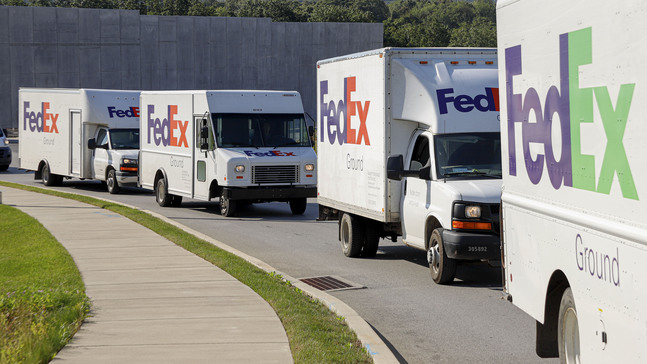 FedEx to end ground delivery business with Amazon | KHQA