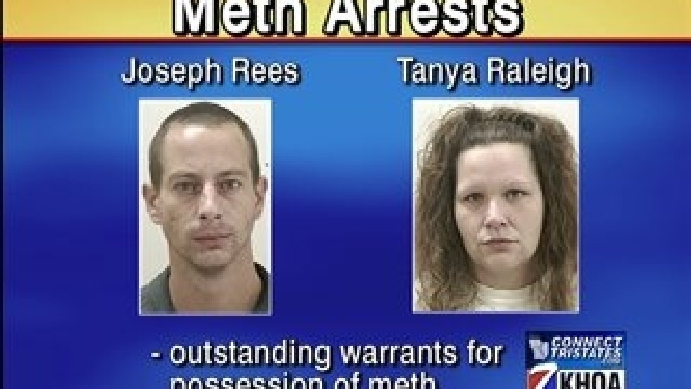 Two people arrested in Quincy meth bust | KHQA