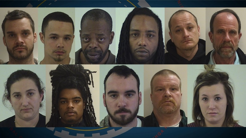 12 arrested on outstanding warrants during Adams County roundup | KHQA